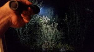 TrustFire Taschenlampe, China, 20 Euro, Gratis Versand, 3 mal T6 LED