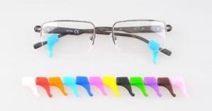 Brillensicherung, Brille Haken Ohren, Brille Sport befestigen, Sportbrille, Silikon Haken Brille, Bügelhaken , bester Preis, Gadget, Gadgetwelt, China-Deals