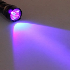 UltraFire WF-501B UV, 5 Watt UV LED, Gadget, Taschenlampe, Gadgetwelt, China Smartphone, Meizu, Xiaomi , MX$ , bester Preis