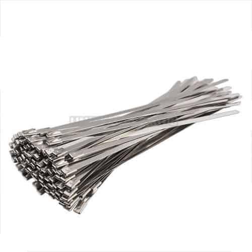 Edelstahl Kabelbinder 100 Stück, 200 mm, bester Preis, China, Gadget, günstig Import, zollfrei PayPal