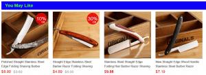 Rasiermesser günstig kaufen, Rasiermesser, China Gadgets