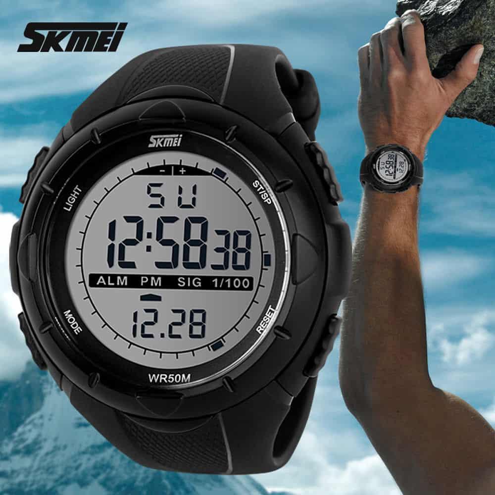 SKmei, Uhr , China günstig, Gadget, Schnäppchen China, Gadgetwelt, China-Gadgets
