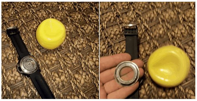 Uhr Gehäuse , Öffner, Ball Uhr Gehäusedeckel, Batterie wechseln Uhr, Gadgets Gadget