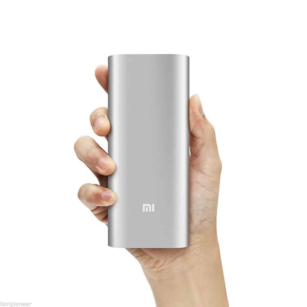 update der gro e xiaomi powerbank mit 16000mah f r 16 60 euro gratis versand oder mit. Black Bedroom Furniture Sets. Home Design Ideas