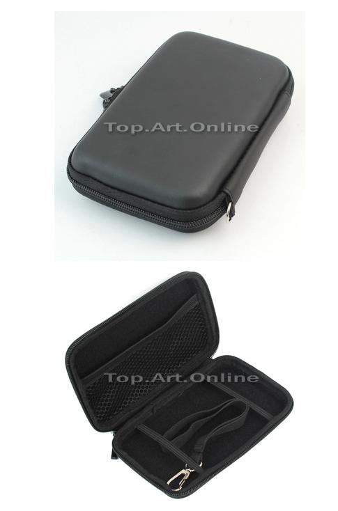 schutztasche 135 x 100 x 40mm f r festplatte navi etc. Black Bedroom Furniture Sets. Home Design Ideas