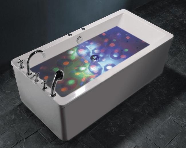 schwimmende farbwechsel led lampe f r die badewanne f r nur 1 16 euro inkl versand. Black Bedroom Furniture Sets. Home Design Ideas