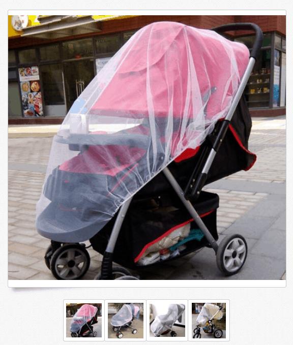das baby vor m cken wespen und bienen sch tzen das schutznetz f r den kinderwagen buggy f r. Black Bedroom Furniture Sets. Home Design Ideas