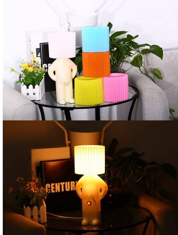 Update Design Lampe So Gunstig Der Schuchterne Pimmelmann Ist