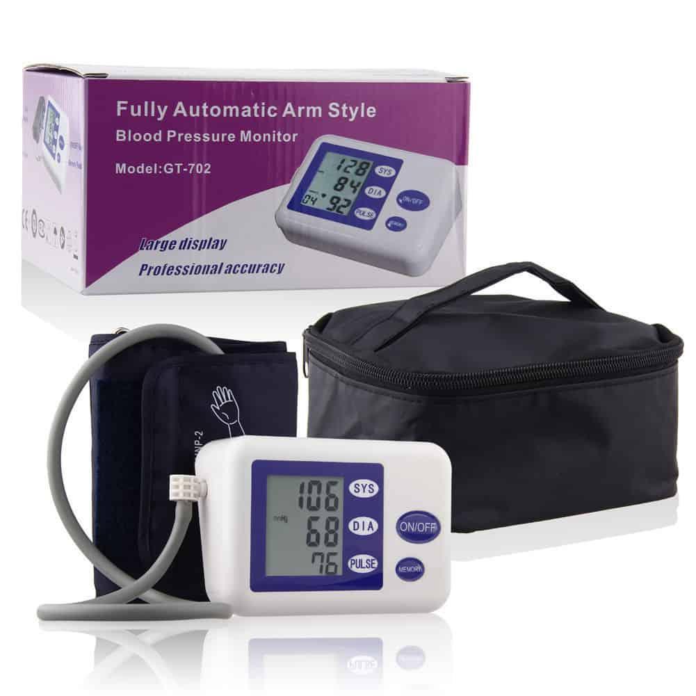 Blutdruckmessgerät, Puls , bester Preis, LCD , Gesundheit, Werbegeschenk, Gadgets China, Gadgetwelt