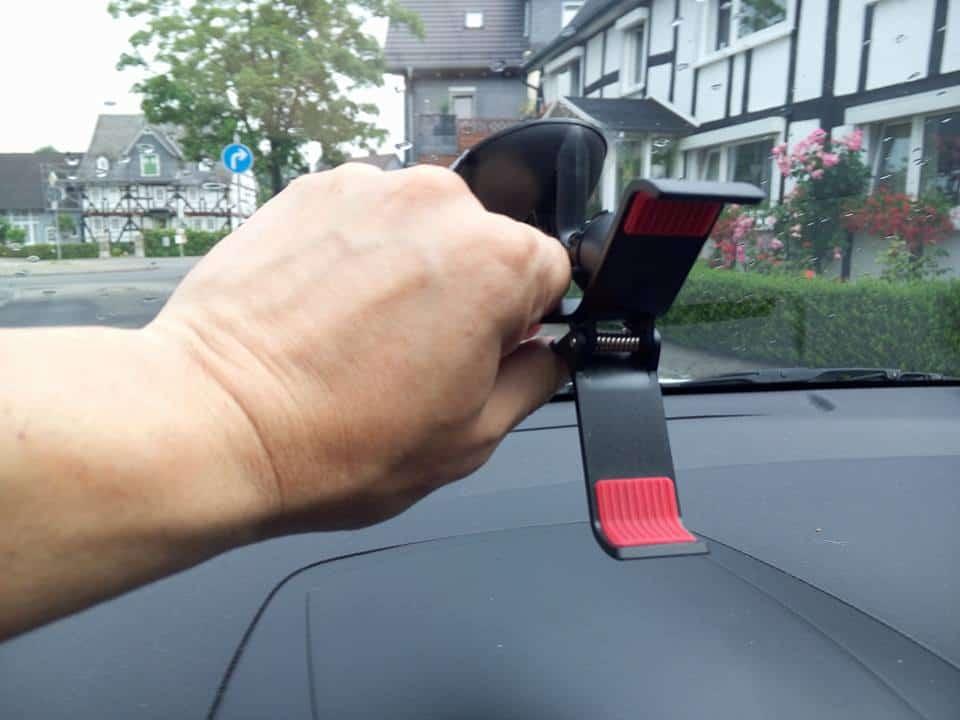 Smartphone Auto Klammer, Halterung KFZ, bester Preis, Gadgets China, Werbegeschenke