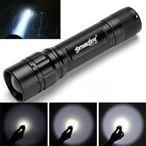 Sky Wolf Eye, Cree T6 LED, Taschenlampe, Gadget Gadgets, günstig, zollfrei PayPal