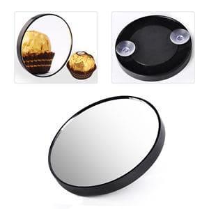 make up spiegel mit 10x vergr erung und saugnapf f r nur 1 58 euro inkl lieferung. Black Bedroom Furniture Sets. Home Design Ideas