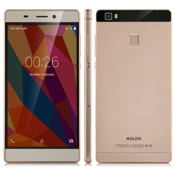 Testbericht: Holds K3 Android 5.1 Smartphone mit Metallgehäuse und Fingerabdrucksensor für unter 100,- Euro