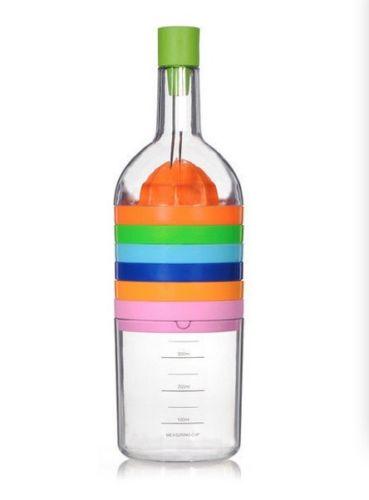 Eine Flasche mit 8 Funktionen mit Gutschein für 3,49 Euro inkl. Versand!