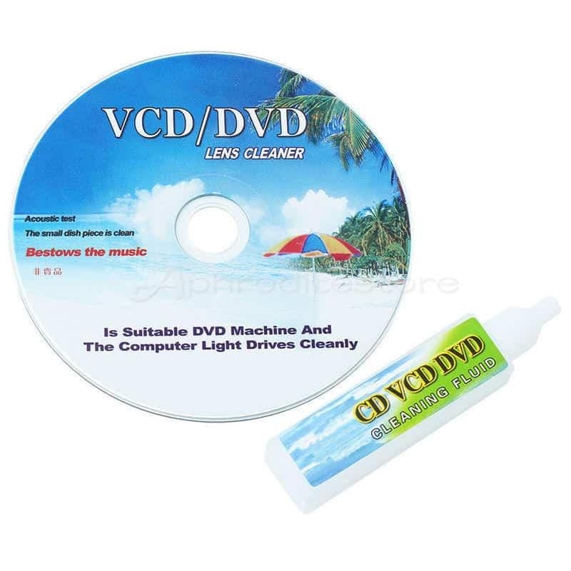 Reinigungs cd für cd player