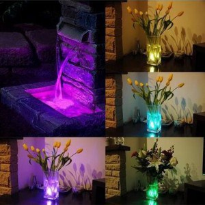 LED Fernbedienung, wasserdicht LED Dekoration, Batterie, Gadget, Gadgets