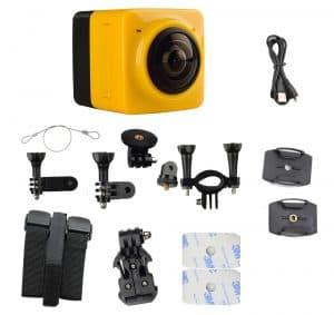 Soocoo Cube 360° Kamera, Gearbest, Gadget China, Gadgetwelt, bester Preis