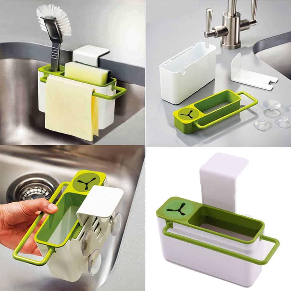 Spülbecken Organizer Joseph = das praktische küchengadget! – gadgetweltde