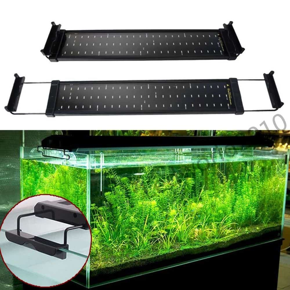 beleuchtung f rs aquarium mit 6 watt oder 11 watt smd ab nur 15 49 euro gratis versand. Black Bedroom Furniture Sets. Home Design Ideas
