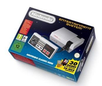 Nintendo Classic Mini: Nintendo Entertainment System inkl. 30 Spielen für nur 63,99 Euro inkl. Versand