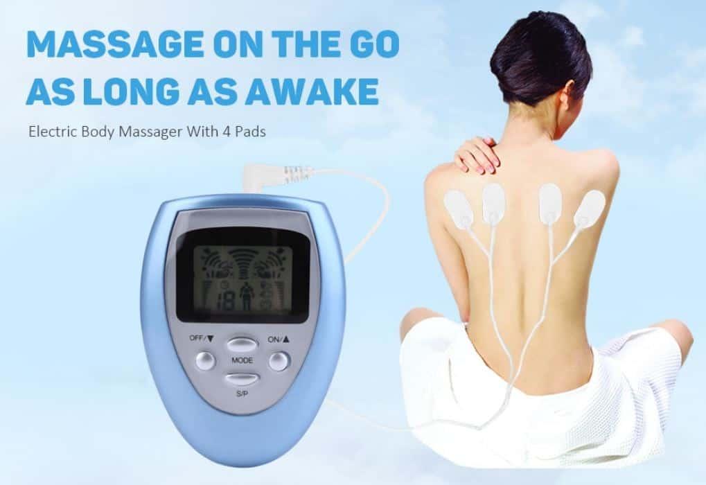 Reizstrom-Massagegerät für nur 5,38 Euro inkl. Versand  im Flash Sale!