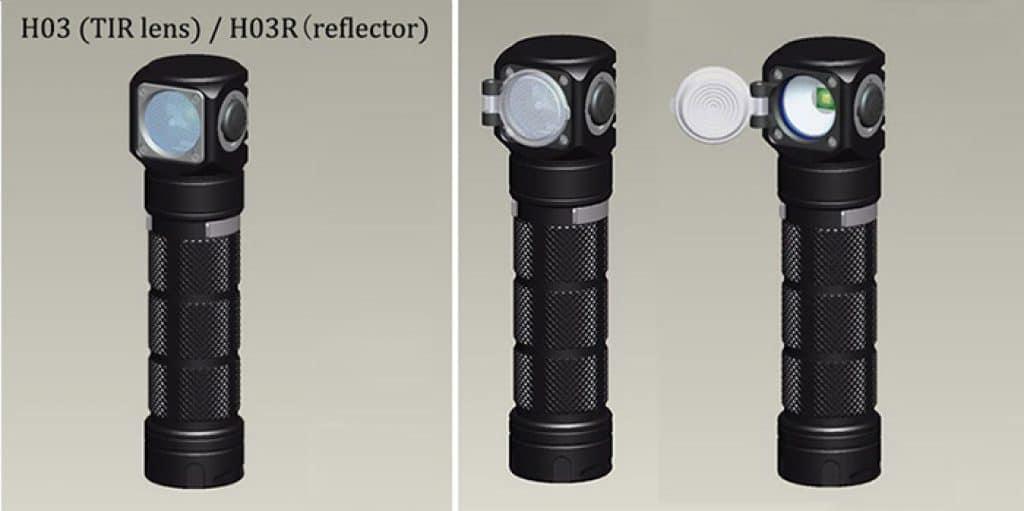 Skilhunt H03, Angebot Taschenlampe, Test