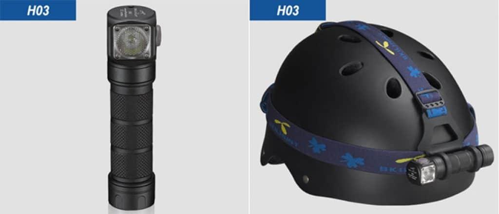 Skilhunt H03, Angebot Taschenlampe, kaufen