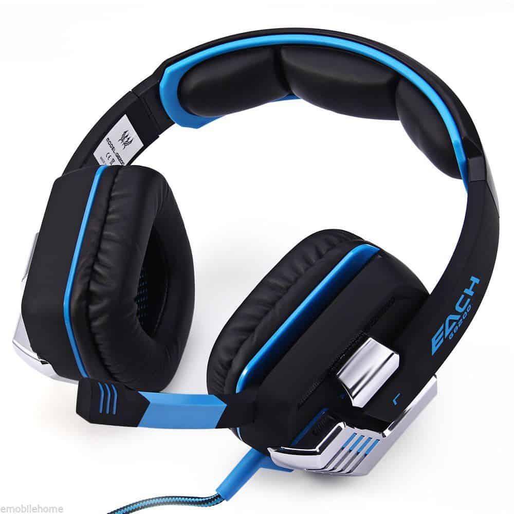 EACH G8200 7.1 Surround Kopfhörer mit Mikrofon und Vibration!