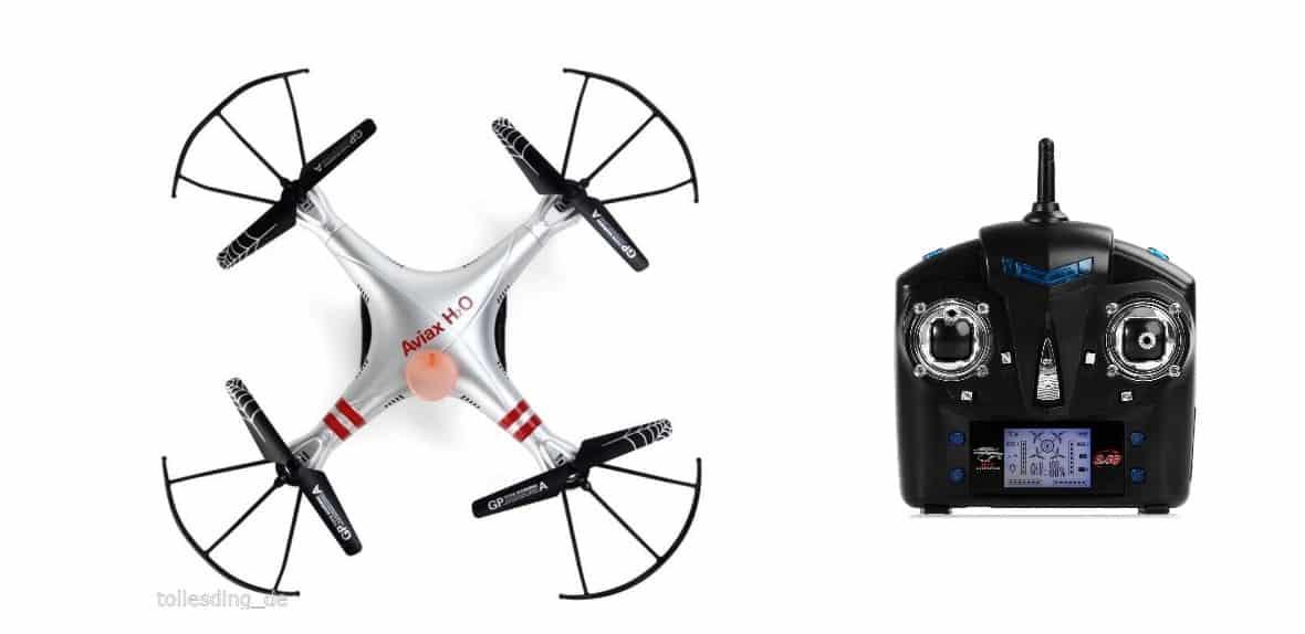 Quadcopter bei Ebay