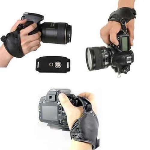 DSLR Kamera Halterung fürs Handgelenk für nur 2,17 Euro inkl. Versand!