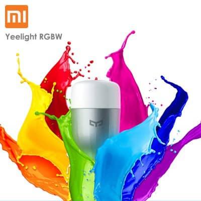 Xiaomi Yeelight YLDP02YL E27 mit Gutschein für 13,29 Euro bei Banggood!