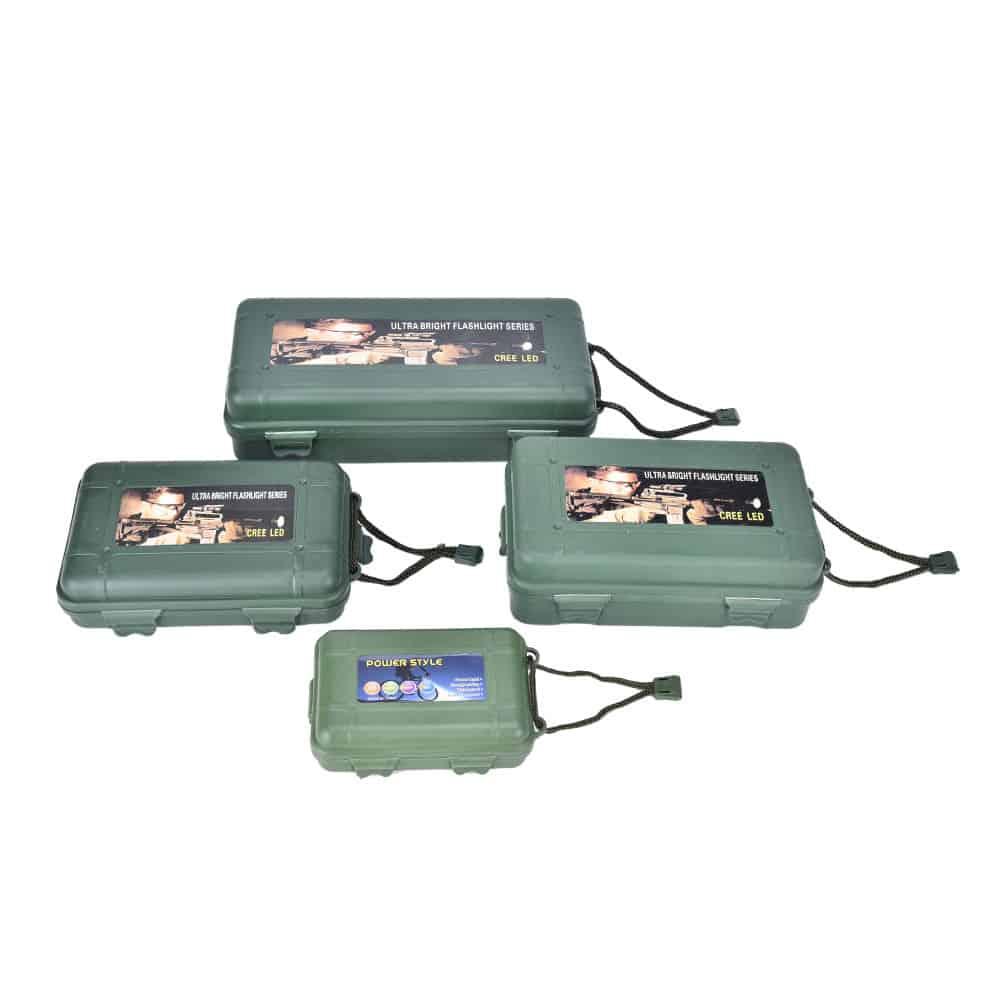 Schutzboxen in verschiedenen Größen ab 1,21 Euro inkl. Versandkosten!