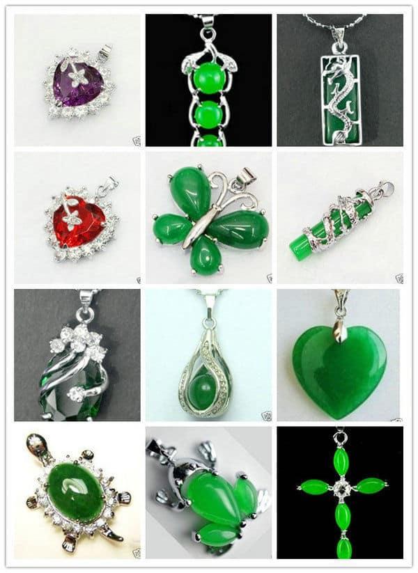 Jade? Schön und kostbar?