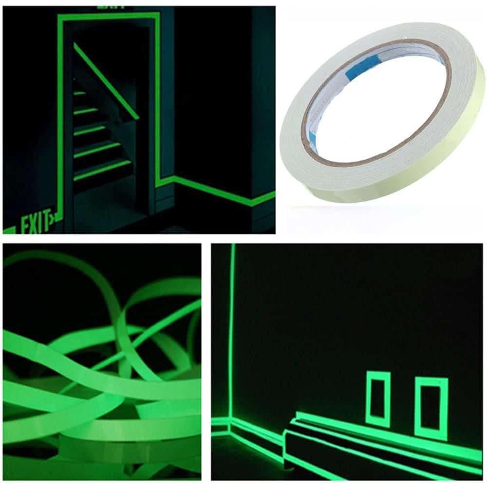 phosphoreszierendes klebeband jetzt mit neuem gutschein f r 1 73 euro gratis versand bei. Black Bedroom Furniture Sets. Home Design Ideas