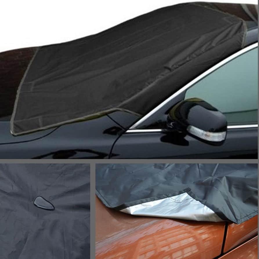 magnetische anti eis scheibenfolie f r nur 5 49 euro. Black Bedroom Furniture Sets. Home Design Ideas