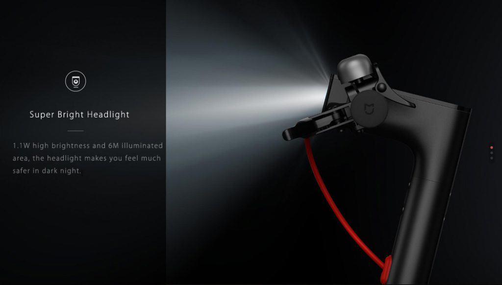Xiaomi M365 Folding Electric Scooter coupon code