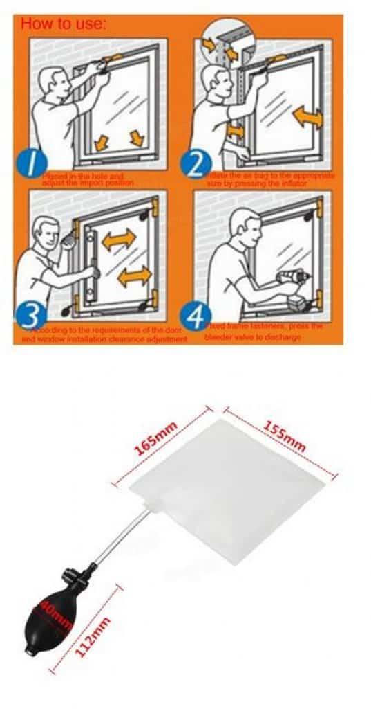 heimwerker gadget das luftkissen werkzeug mit gutschein. Black Bedroom Furniture Sets. Home Design Ideas