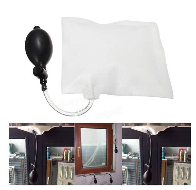 heimwerker gadget das luftkissen werkzeug mit gutschein f r 3 11 euro inkl lieferung. Black Bedroom Furniture Sets. Home Design Ideas