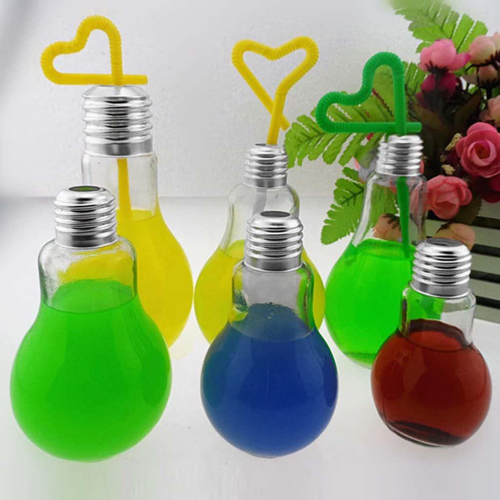 Glühbirne Deko eine glühbirne als trinkglas mit 100 500ml ab nur 67 cent inkl