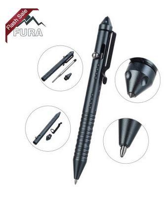 Selbstschutz? FURA Tactical Pen mit eingebautem Glasbrecher!