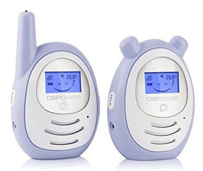Digitales DBPower Babyphone