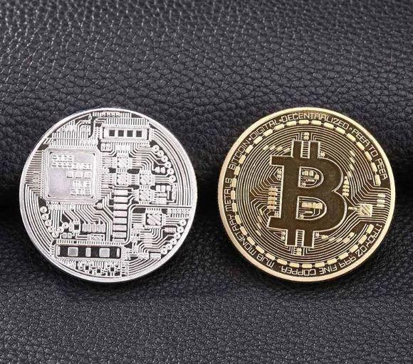 Bitcoin Münze Für Sammler 9 Verschiedene Motive Ab 62 Cent Inkl