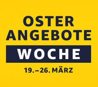 Amazon Oster-Angebote Woche