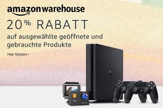 Amazon Warehouse-Deals