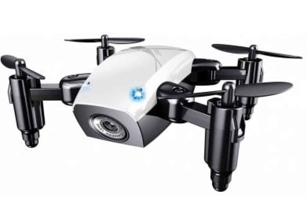 Faltbare Drohne S9 Micro
