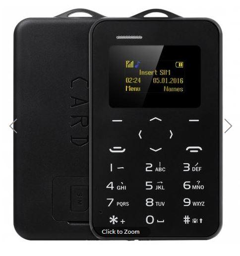 Neuer Gutschein! AIEK C6 Handy für nur 7,36 Euro inkl. Versandkosten!