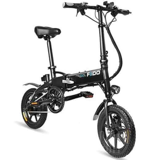 FIIDO D1 3-in-1 E-Bike jetzt für 378,92 Euro inkl. Versand aus der EU