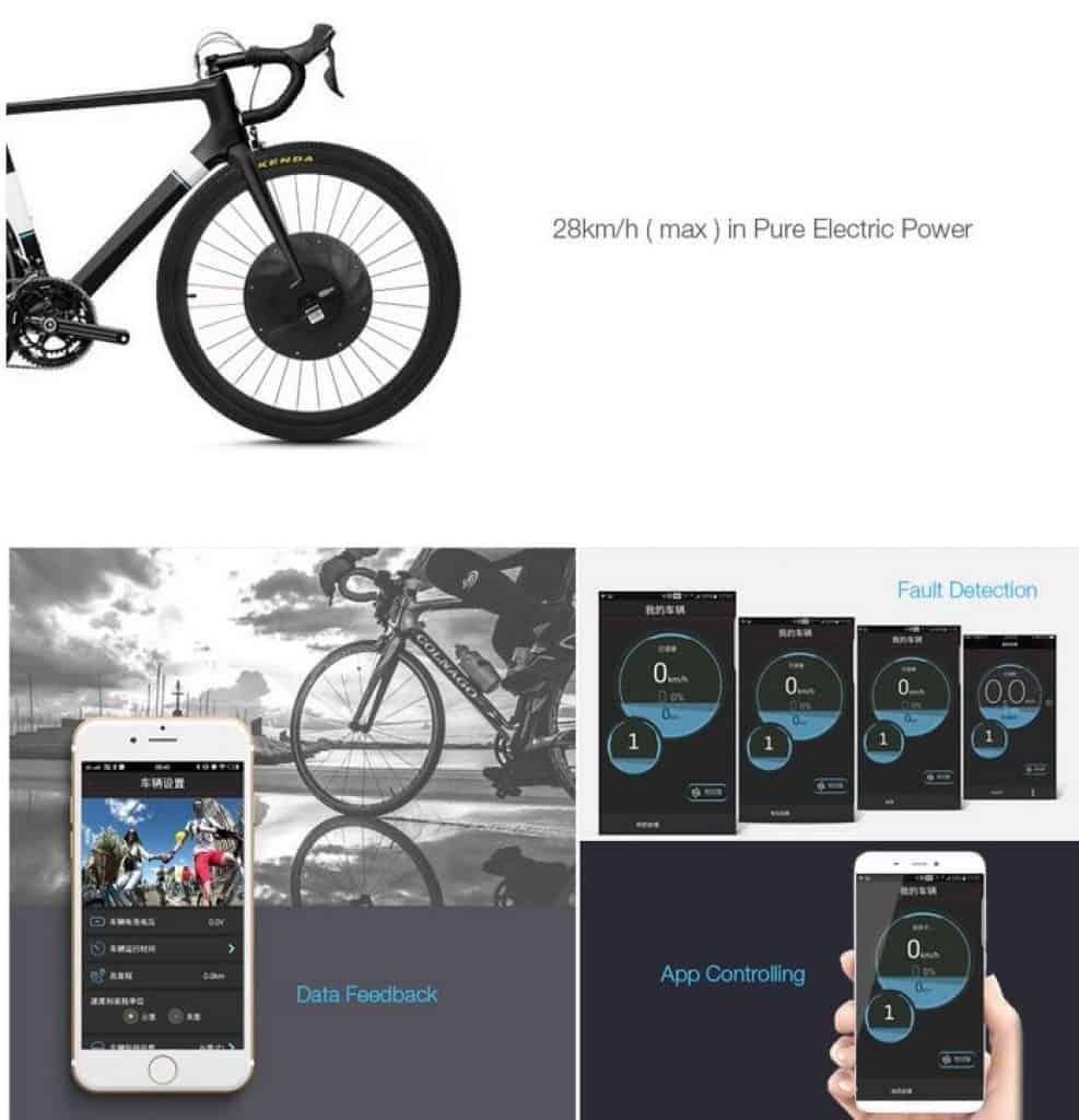 ein altes fahrrad zum e bike machen mit gutschein f r nur 239 74 euro fertig verzollt. Black Bedroom Furniture Sets. Home Design Ideas