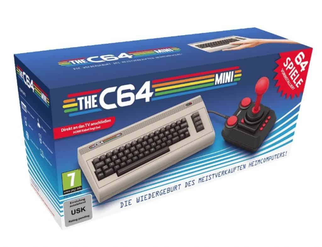 The C64 Mini nur 59,90 Euro inkl. Versand – schnell sein!