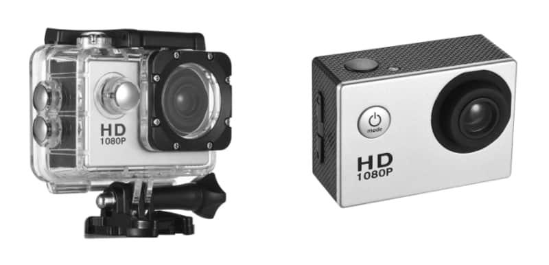 1080p Actioncam bei Tomtop